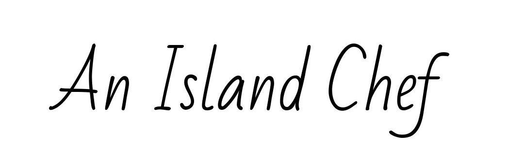 An Island Chef